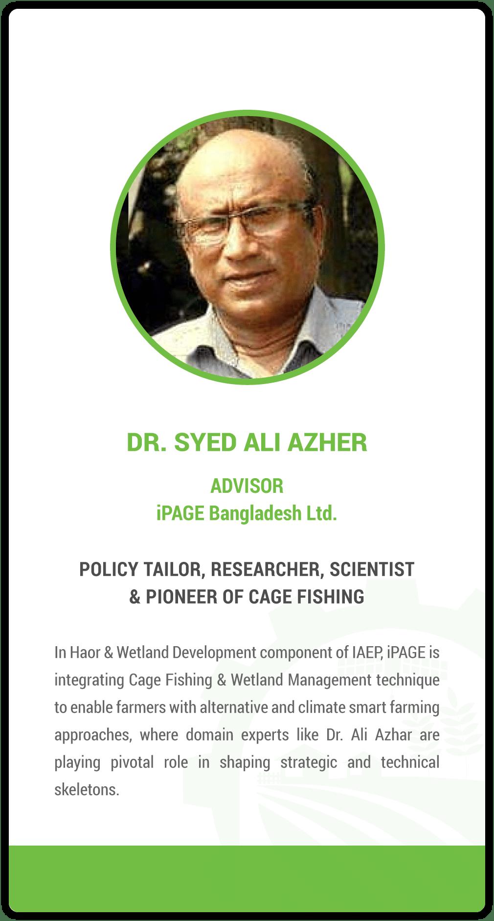 Syed Ali Azher