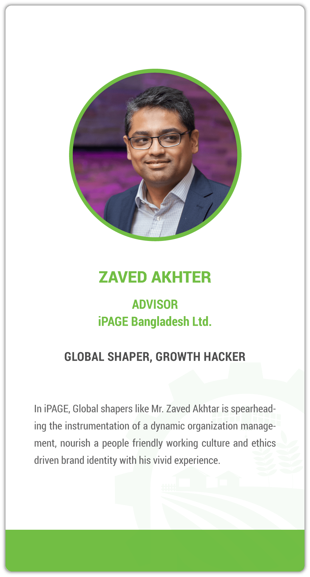 Zaved Akhter